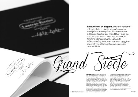 Frontcover Grand Siècle