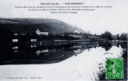 Philipponnat, Carte postale Goisses (kopia)