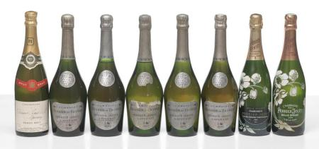 Perrier Jouët-line up