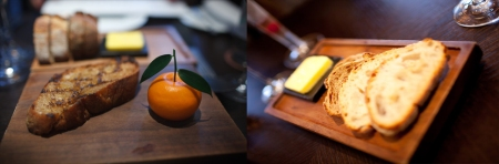 1500│Meat Fruit │Mandarin, chicken liver parfait & grilled bread