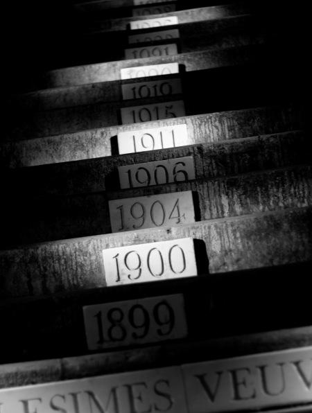 Veuve Clicquot Cellar