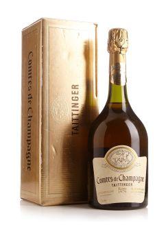 1979 Comtes de Champagne Blanc de Blancs