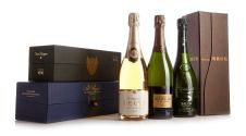 Mixed lot 1996 Champagne