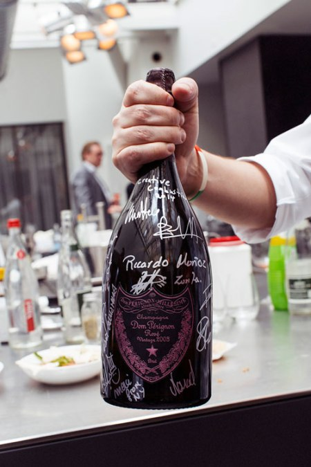 Dom Pérignon Rosé 2003