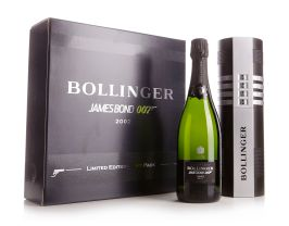 Bollinger, James Bond 007 Edition, 2002