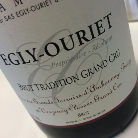 Egly-Ouriet 'Brut Tradition Grand Cru'