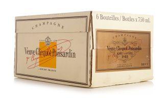 Veuve Clicquot Rare Vintage 1988