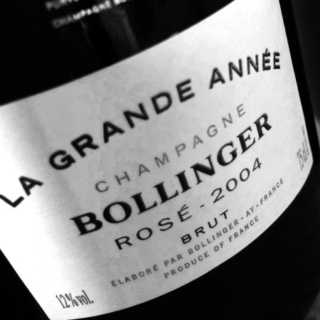 Bollinger La Grande Anne Rose 2004