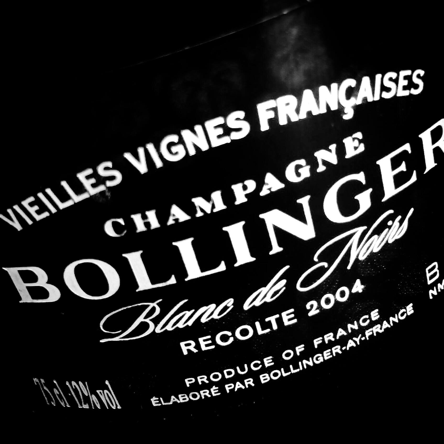 Bollinger Vieilles Vignes 2004