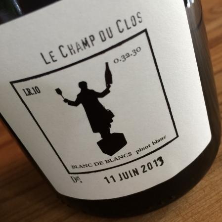 Charles Dufour 'Le Champ du Clos'
