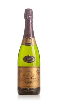1975 Veuve Clicquot Carte Or Brut