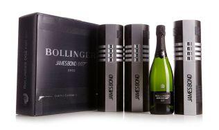 2002 Bollinger, James Bond 007 Edition