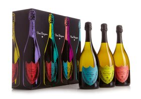 2002 Dom Pérignon (Andy Warhol Tribute Collection)