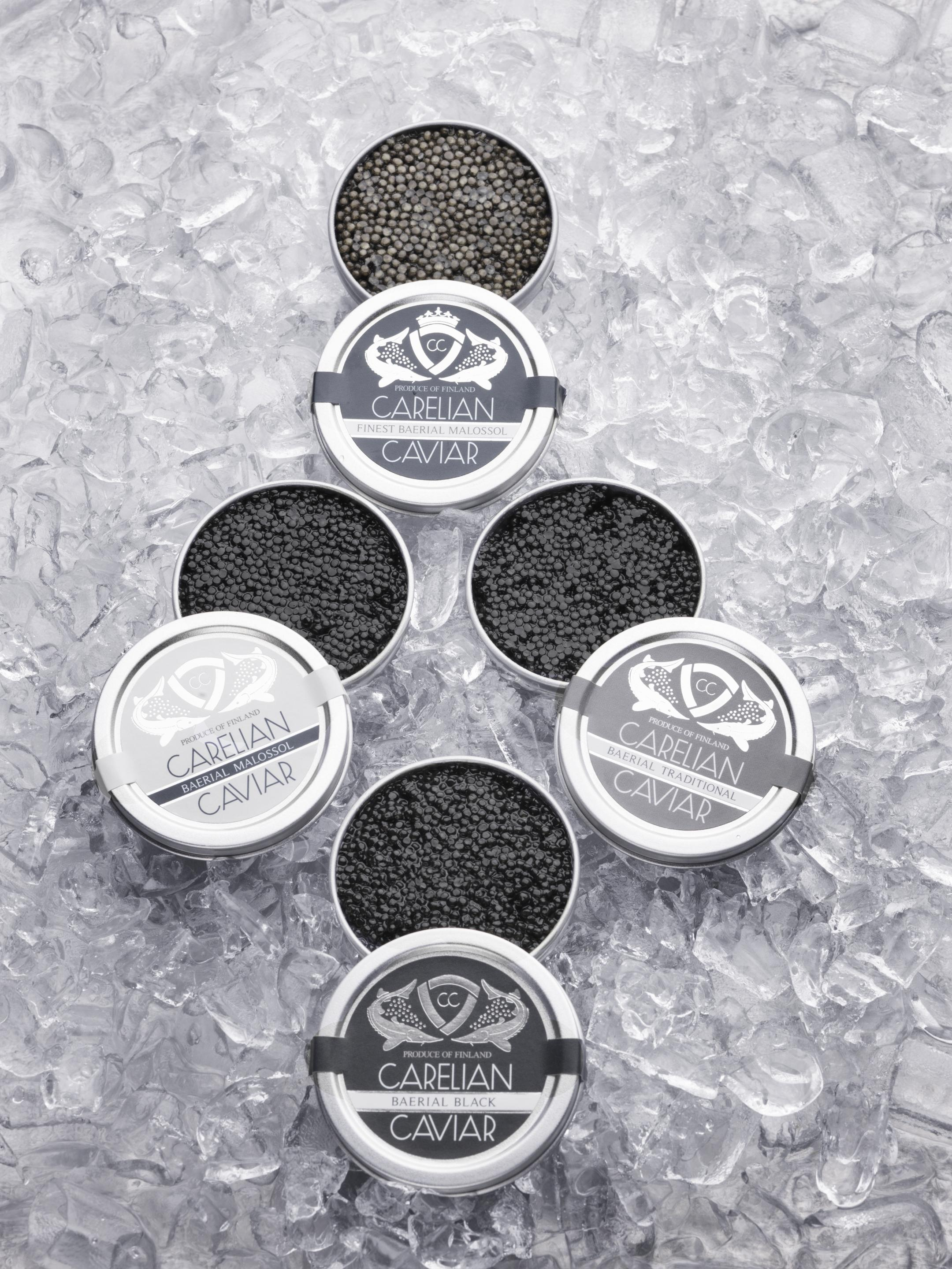 Carelian Caviar Collection
