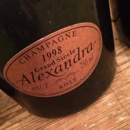 1998 Laurent-Perrier 'Alexandra'