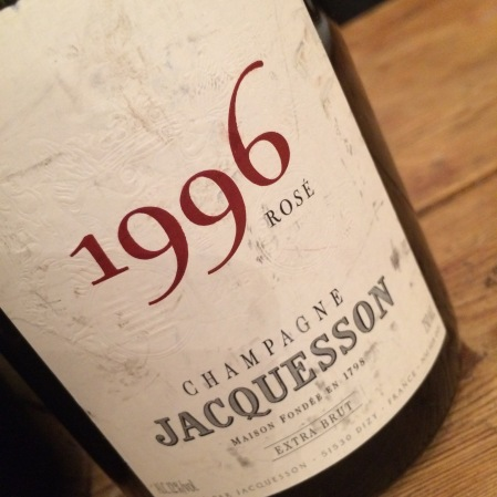 1996 Jaquesson 'Signature Rosé'