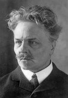 August Strindberg, Bonnierförlagens arkiv.