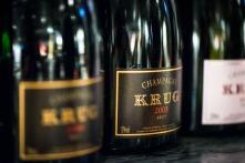 RJCC KRUG tasting by Raphael Cameron