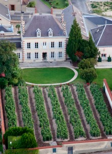 Bollinger house and VVF aerial view