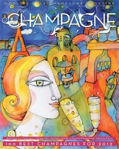 FINE Champagne Magazine 2012
