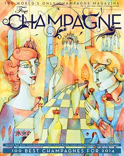 FINE Champagne Magazine 2014