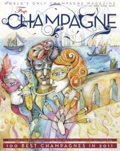 FINE Champagne Magazine 2011