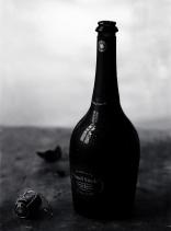 3 Grand Siècle BW bottle2