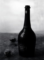 3 Grand Siècle BW bottle2