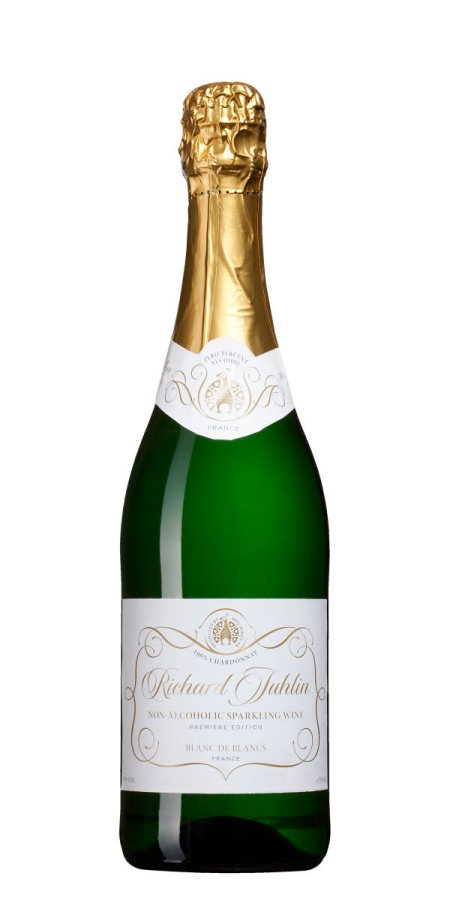 Richard Juhlin Blanc de Blancs Non-Alcoholic Sparkling Wine