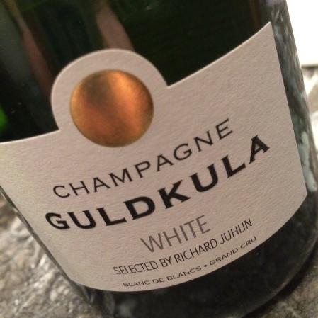 Guldkula 'White Label'