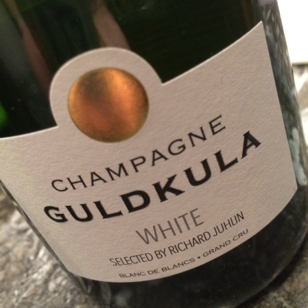 Guldkula 'White Label'