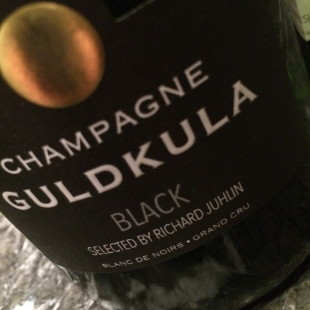 GULDKULA' BLACK LABEL'